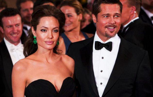 Angelina_et_Brad. Life Mag
