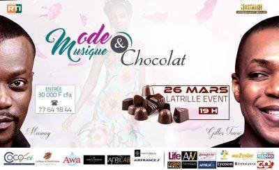 Mode Musique Chocolat