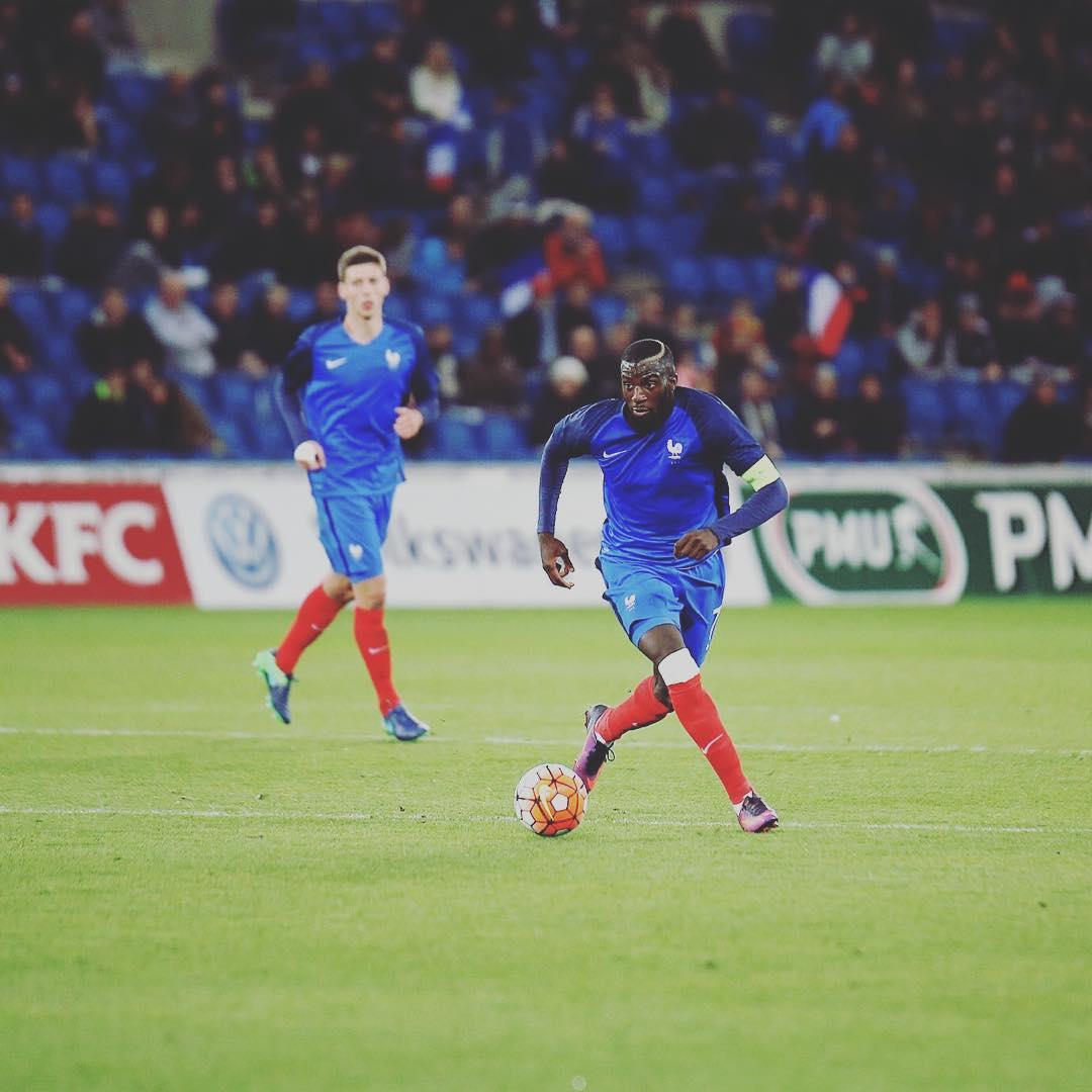Le joueur franco ivoirien tiemoue bakayoko h site entre la for Kiff no beat cubisme