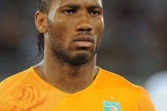Didier DROGBA - 24.01.2010 - Cote Ivoire / Algerie - 1/4 Finale Coupe d'Afrique des Nations - Cabinda Photo : LMS Pictures / Icon Sport