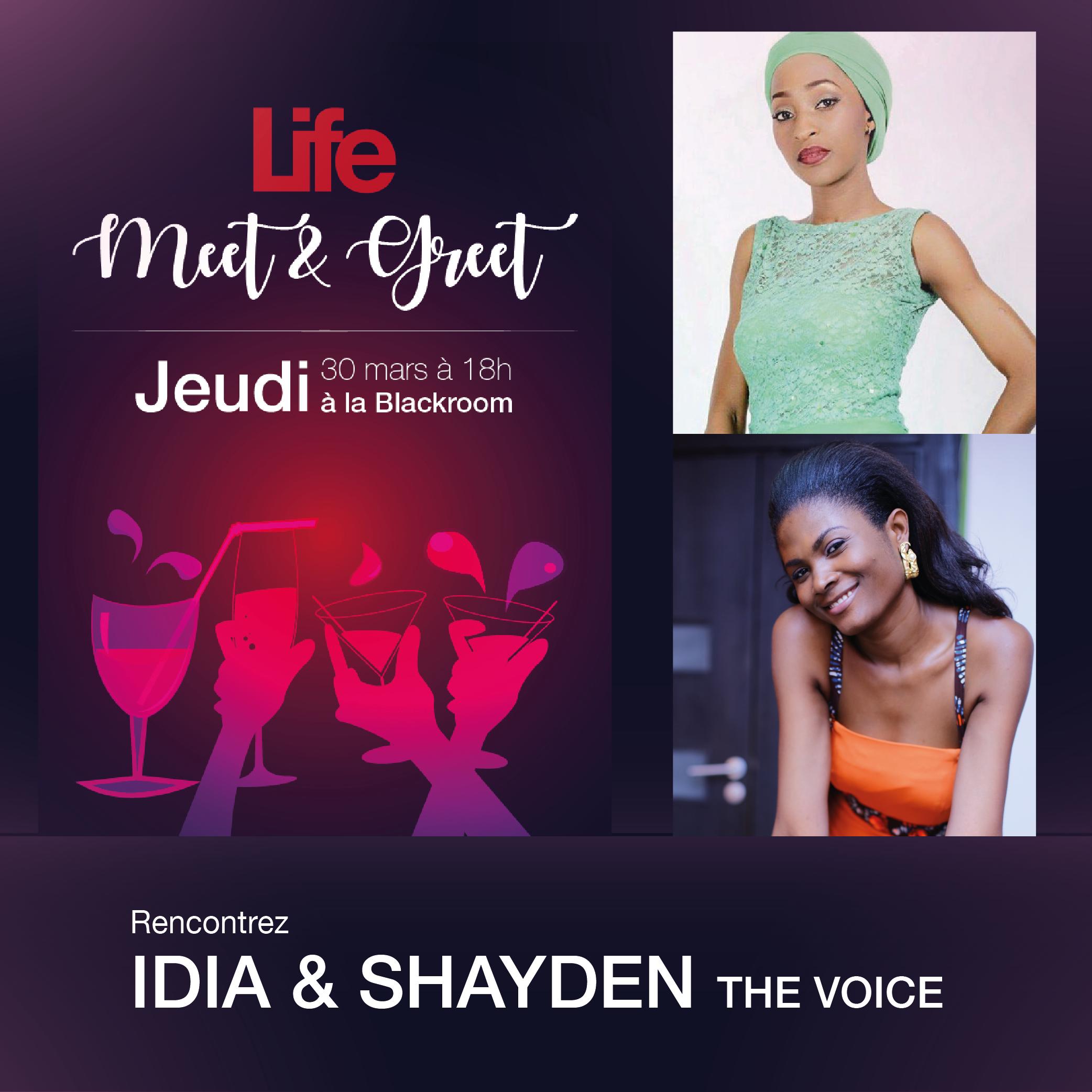 MEET and GREET LIFE IDIA SHADEN-01