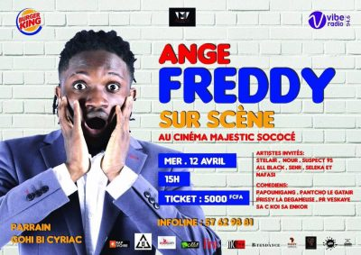 event ange freddy