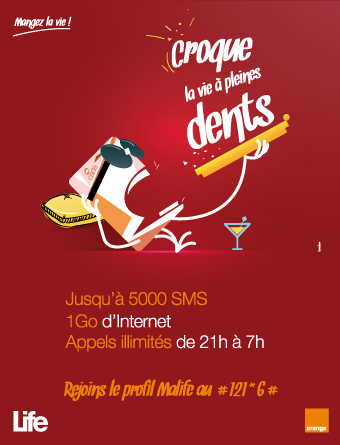 Profile mobile