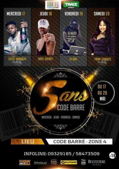 code barre birthday