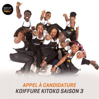 koiffure kitoko candidature
