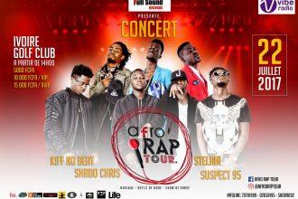 AFRO RAP TOUR