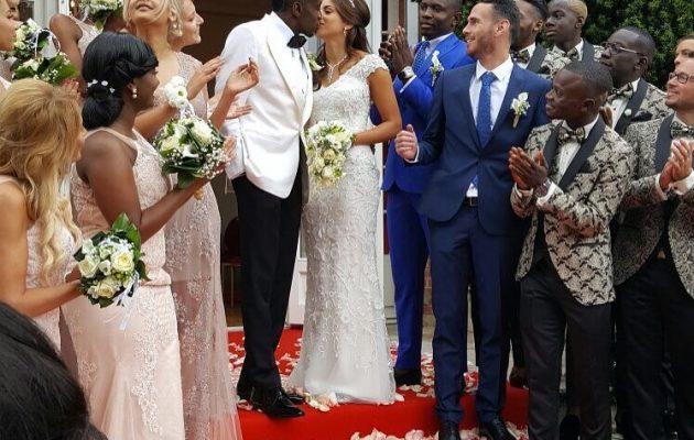 blaise mariage