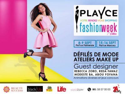 Playce fashion week