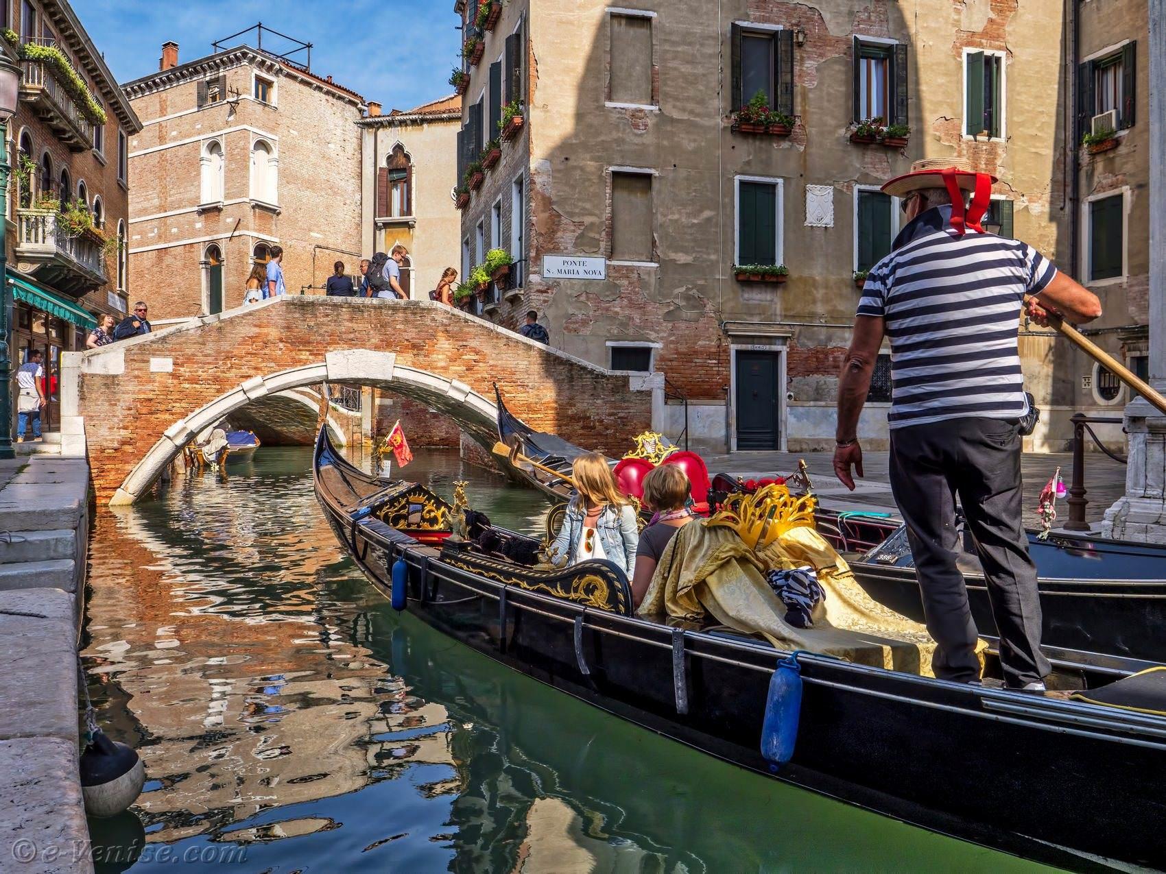 Bien connu Venise, la ville des amoureux | Life Magazine WX17