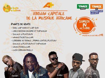 abidjan capitale de la musique africaine