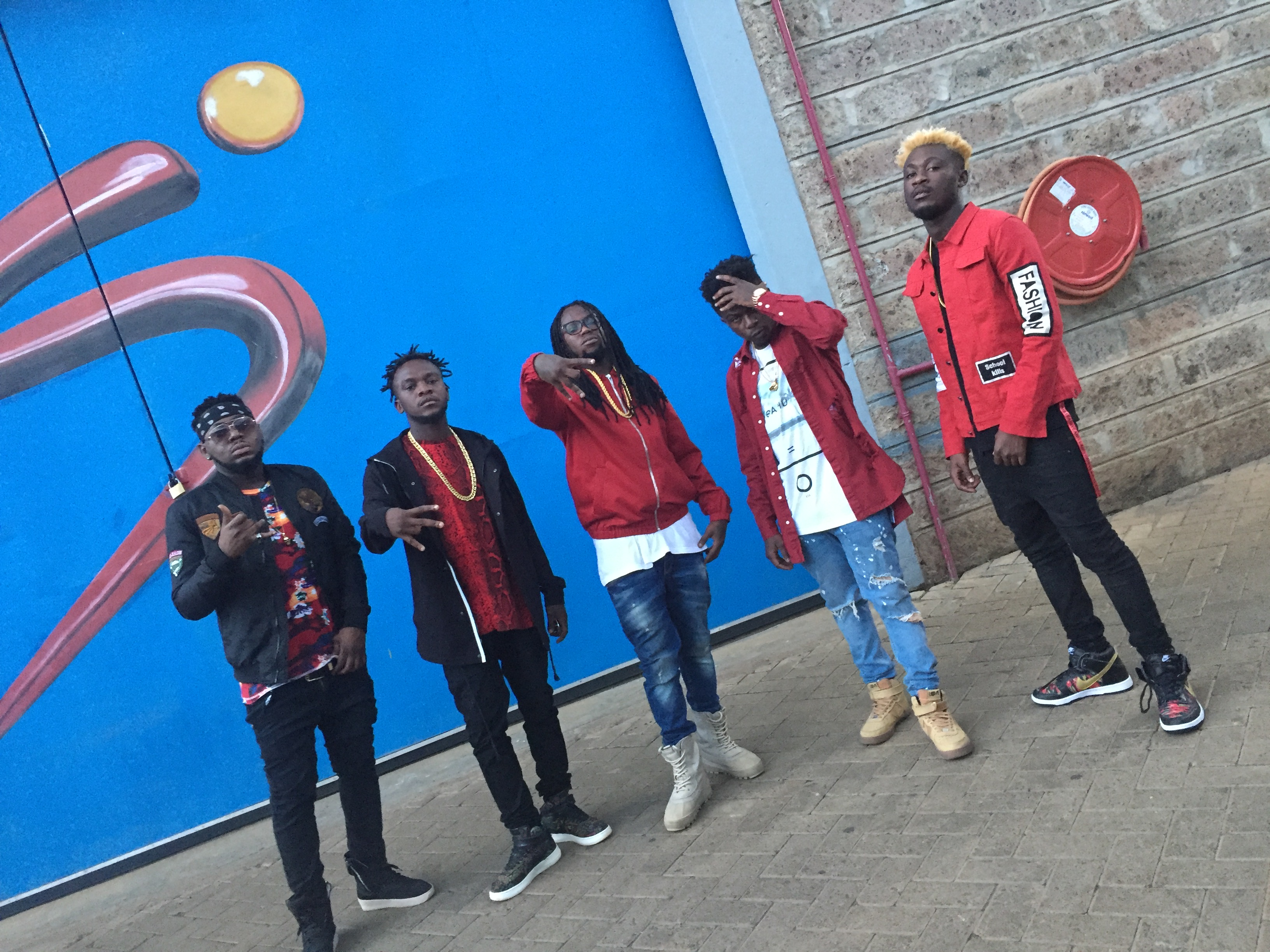 Coke studio africa kiff no beat partage son exp rience for Chambre 13 kiff no beat parole