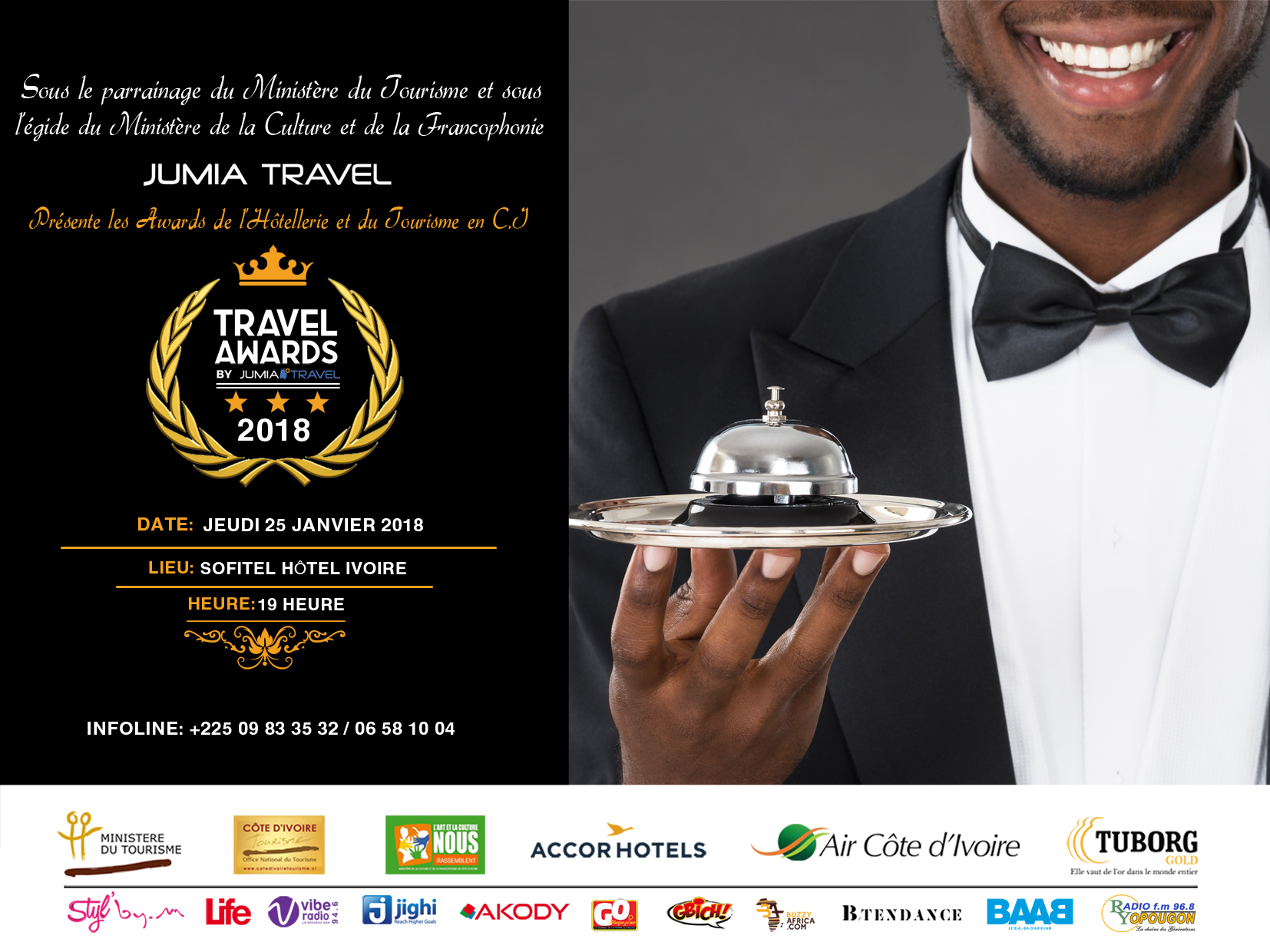 visuel 1 JUMIA TRAVEL AWARDS