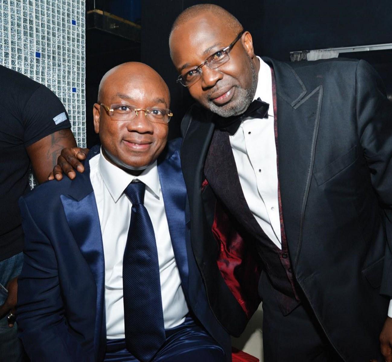 Sidy Diallo & Co. Ivorian celebrity.