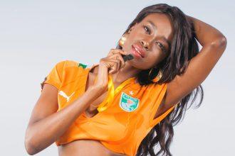"""Joelle Kayembe """" Top model """""""