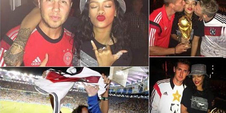 Rihanna_Coupe_du_monde. Life Mag