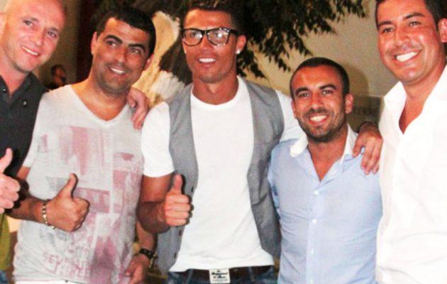 Cristiano-Ronaldo. Life Mag