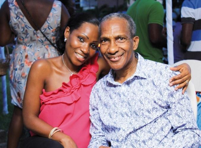 Le soutien du père à sa fille