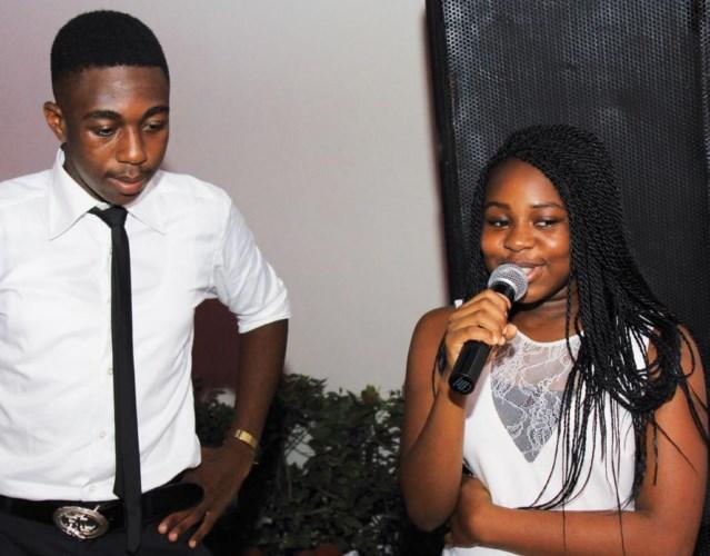 Les enfants Attiogbé ont célébré maman avec des mots d'amour choisis.