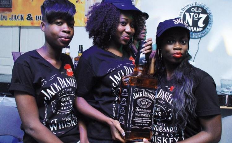 3 litres de Jack Daniel's , ça , c'est du cadeau !