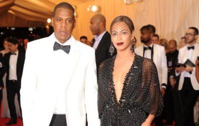 Beyonce-Jay-Z. Life Mag