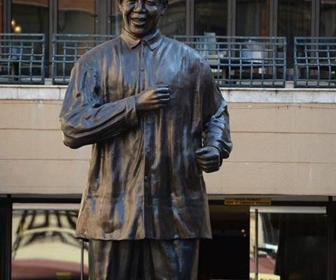 Nelson Mandela. Life Mag