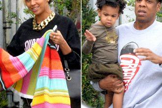 Beyonce_Jay-Z. Life Mag