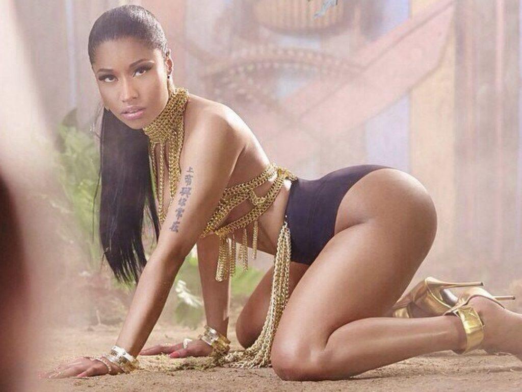 Nicki_Minaj. Life Mag