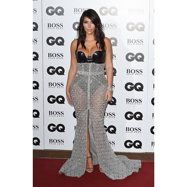 Kim_Kardashian. Life Mag