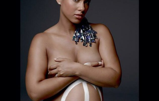 Alicia Keys. Life Mag
