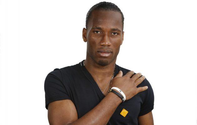 Didier-Drogba. Life Mag