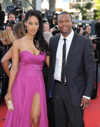 Micaela-Patrícia-Reis-Chris-Tucker-cannes