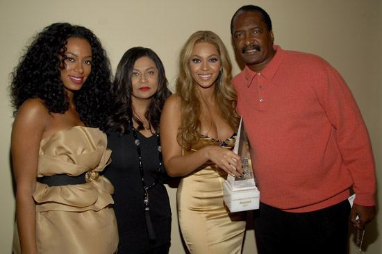 2007 American Music Awards - Backstage