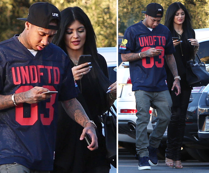kylie-jenner-tyga-date