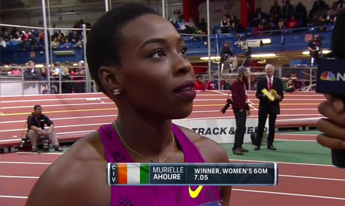 murielle-ahoure-millrose-game