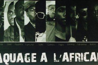 braquage à l'africaine--
