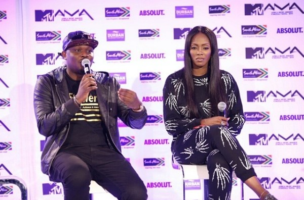 Dr-Sid-and-Tiwa-Savage-attend-the-MTV-Africa-Music-Awards-press-conference-PlayHouse-Durban