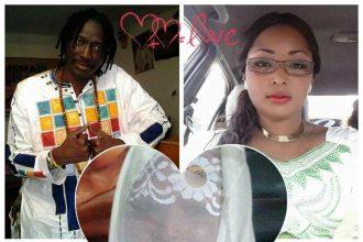 Mariage ISMAEL ISAAC et AICHA KONE