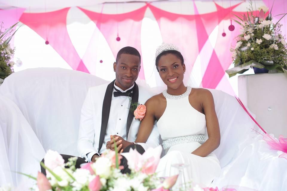 Mariage de miss c te d ivoire 2012 les photos life magazine - Les photos de mariage ...