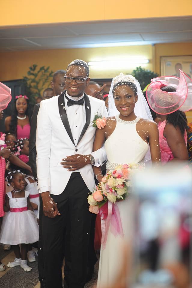 mariage miss côte d'ivoire 2012