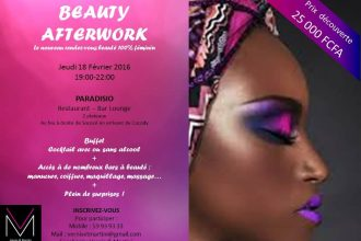 vernis & martini beauty afterwork