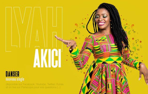 Lyah Akici - Banniere - Jaune
