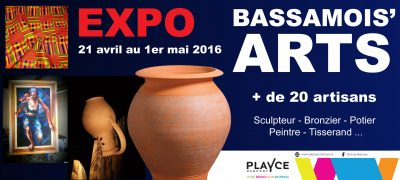 Exposition Bassam - Presse