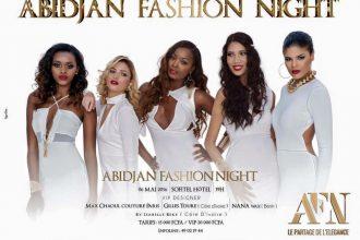 abidjan fashion night show