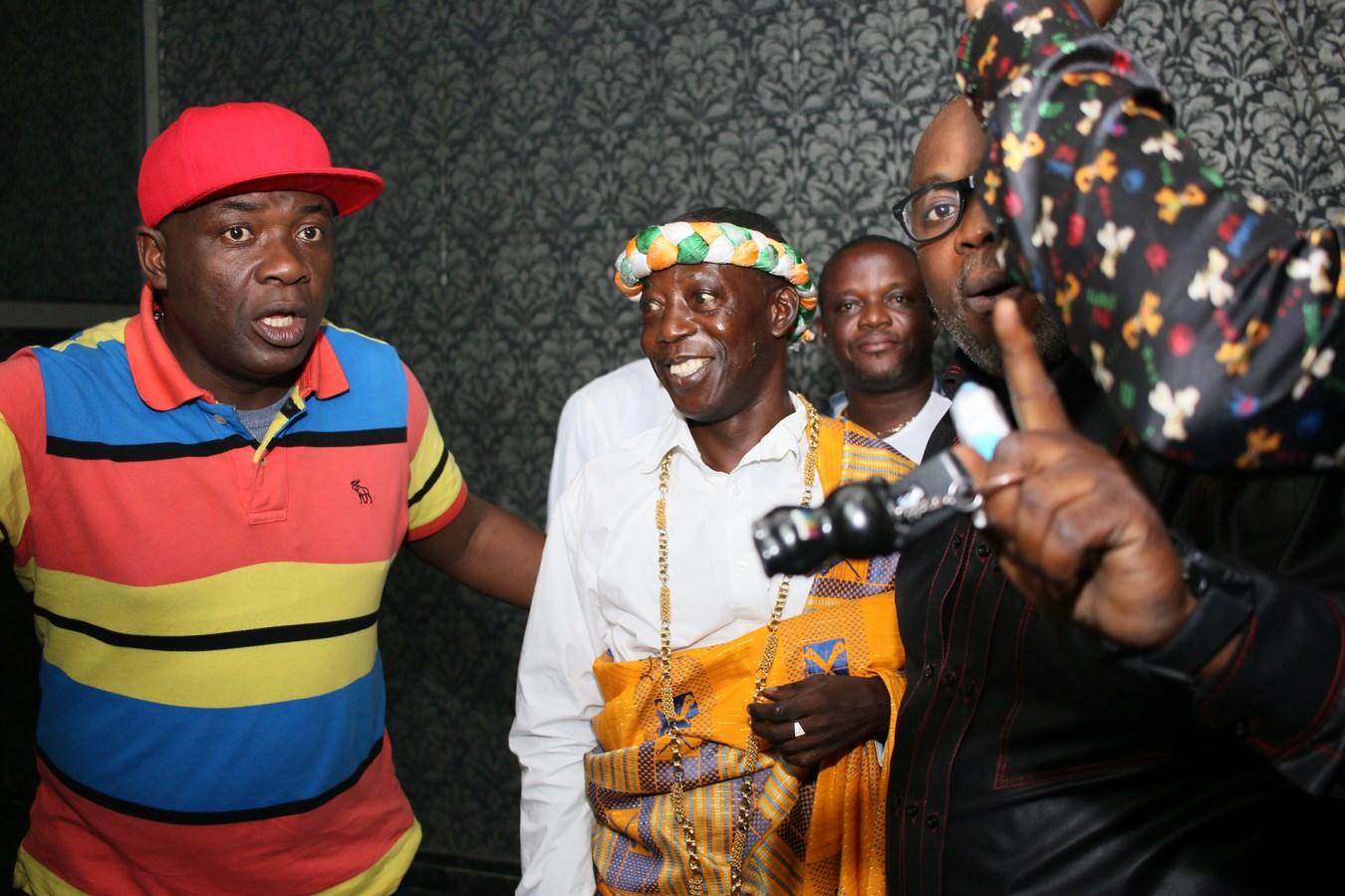 Bomou Mamadou était présent.