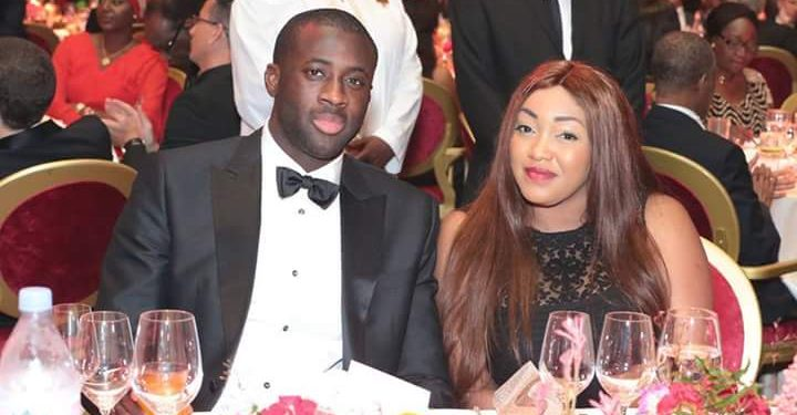 yaya et son épouse