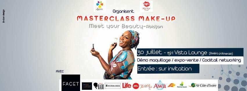 masterclass make up