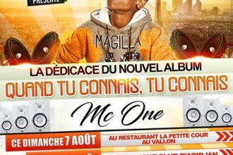 mc one album