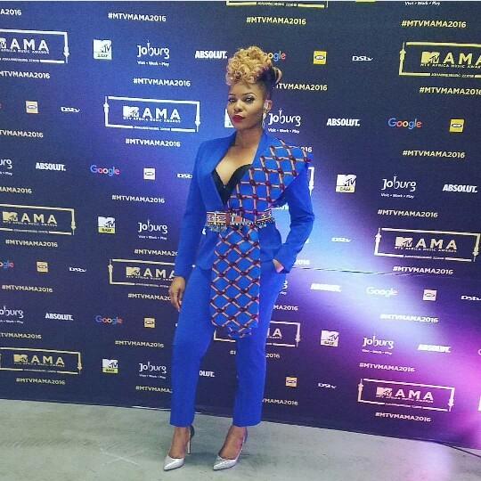 La chanteuse nigériane Yemi Alade