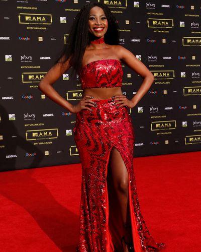 La chanteuse rwandaise Sheeba