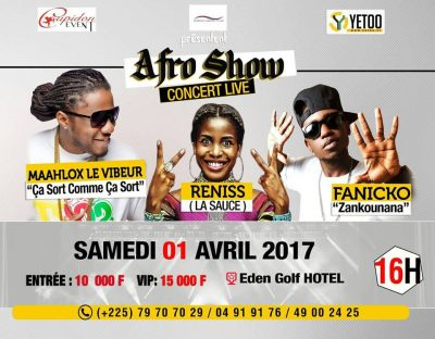 afroshow